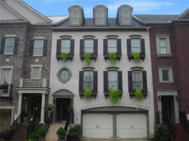 4333 Bridgehaven Drive SE #19, Smyrna, GA 30080 (MLS #6523450) :: Charlie Ballard Real Estate