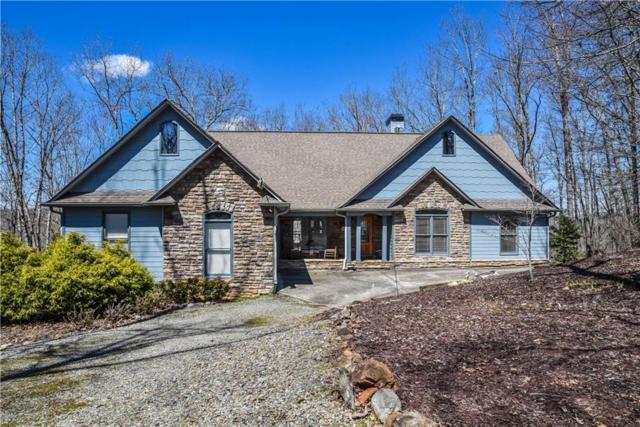 312 Woodlands Bluff Lane, Mineral Bluff, GA 30559 (MLS #6523521) :: Ashton Taylor Realty