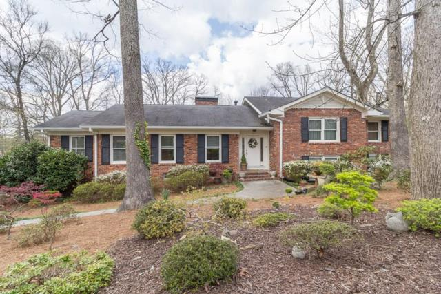 1629 Crestline Drive, Atlanta, GA 30345 (MLS #6523526) :: The Cowan Connection Team
