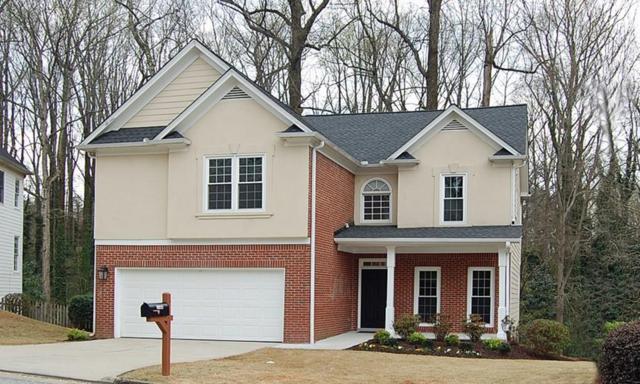 1106 Glenrose Drive SE, Smyrna, GA 30080 (MLS #6523563) :: Charlie Ballard Real Estate
