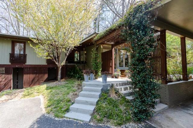1169 Milmar Drive NW, Atlanta, GA 30327 (MLS #6523610) :: Kennesaw Life Real Estate