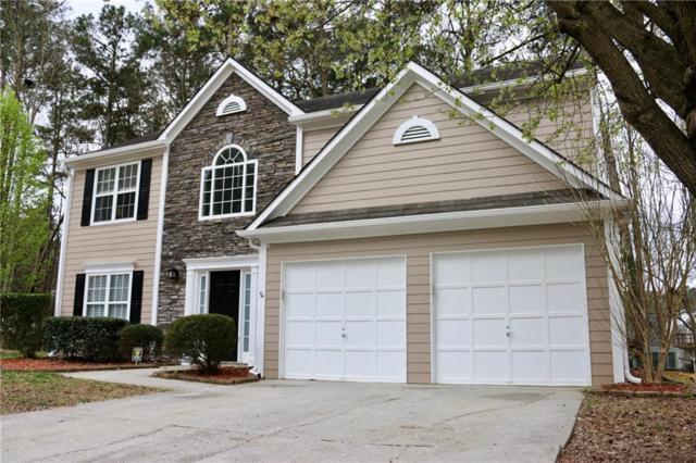 1735 Silverchase Drive SW, Marietta, GA 30008 (MLS #6523627) :: The Cowan Connection Team