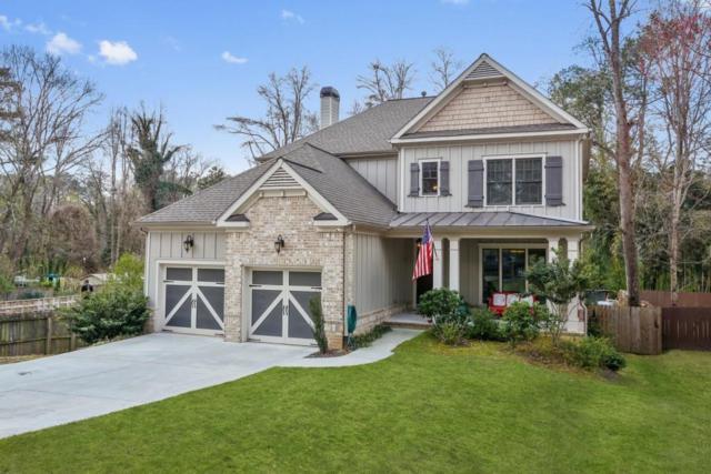 2808 Skyland Drive NE, Brookhaven, GA 30341 (MLS #6523644) :: Kennesaw Life Real Estate