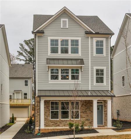 305 Southpark Lane, Woodstock, GA 30188 (MLS #6523699) :: Hollingsworth & Company Real Estate