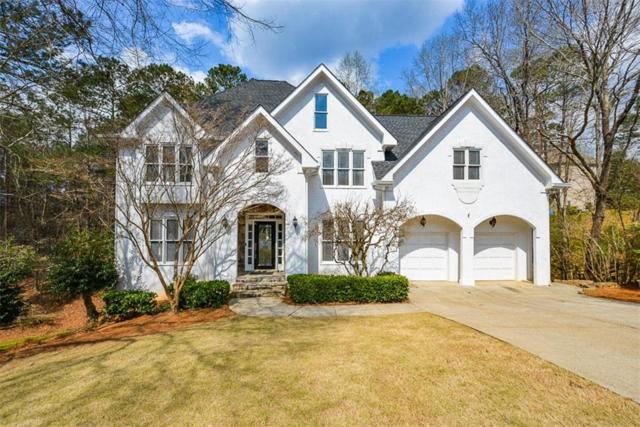 1608 Amberwood Court Court, Woodstock, GA 30189 (MLS #6523718) :: Kennesaw Life Real Estate