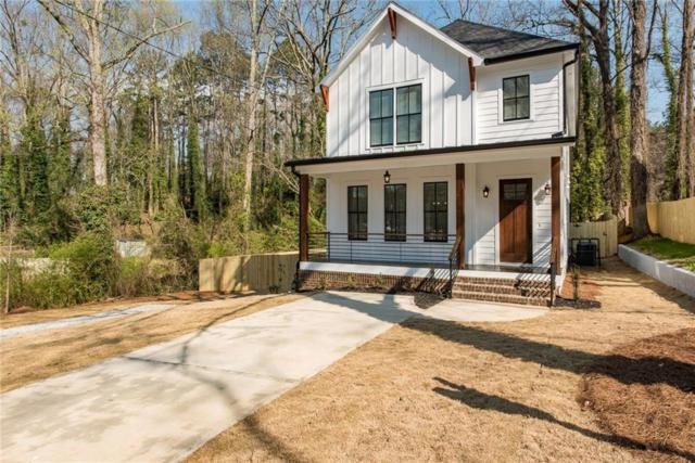 1771 Derry Avenue SW, Atlanta, GA 30310 (MLS #6523723) :: North Atlanta Home Team