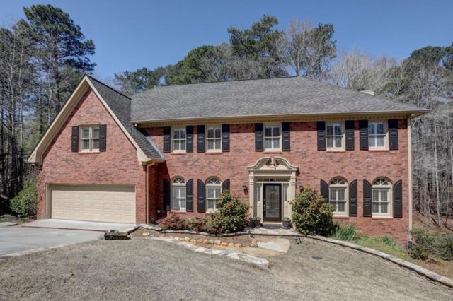 5881 Ranger Court, Peachtree Corners, GA 30092 (MLS #6523728) :: The Cowan Connection Team