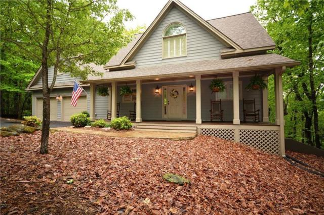 3847 Wilderness Parkway, Big Canoe, GA 30143 (MLS #6523917) :: The North Georgia Group