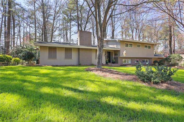 7280 Hunters Branch Drive, Sandy Springs, GA 30328 (MLS #6524002) :: The Cowan Connection Team