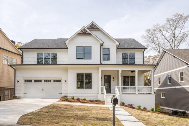 422 Nesbit Street, Norcross, GA 30071 (MLS #6524046) :: North Atlanta Home Team