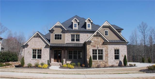 717 Creekside Bend, Alpharetta, GA 30004 (MLS #6524087) :: Hollingsworth & Company Real Estate