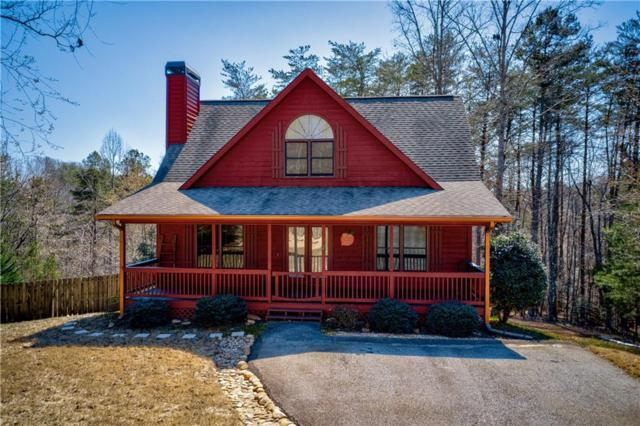 126 Maple Ridge Road, Dahlonega, GA 30533 (MLS #6524127) :: The Cowan Connection Team