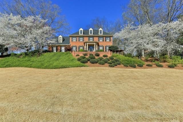 345 Richfield Court, Roswell, GA 30075 (MLS #6524141) :: Charlie Ballard Real Estate
