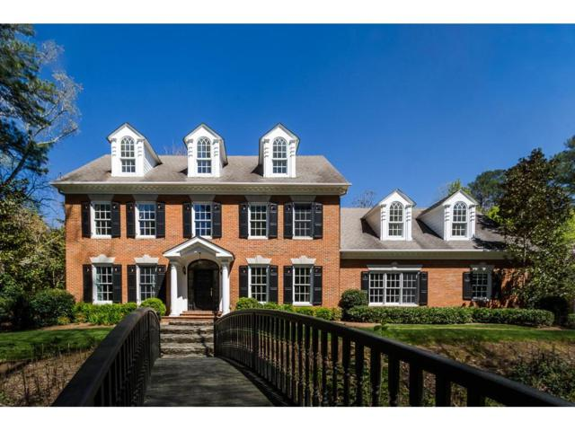 1354 The By Way NE, Atlanta, GA 30306 (MLS #6524190) :: Kennesaw Life Real Estate
