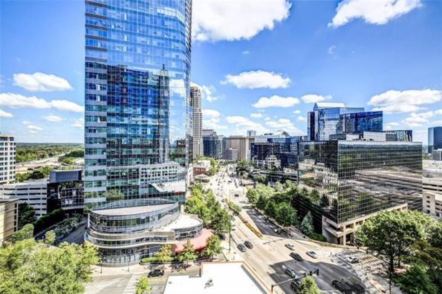 3324 Peachtree Road NE #2113, Atlanta, GA 30326 (MLS #6524282) :: The North Georgia Group