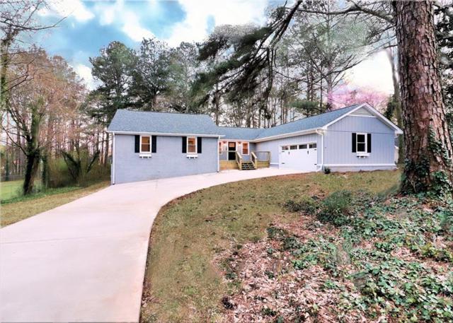 3715 Bozeman Lake Road NW, Kennesaw, GA 30144 (MLS #6524307) :: Path & Post Real Estate