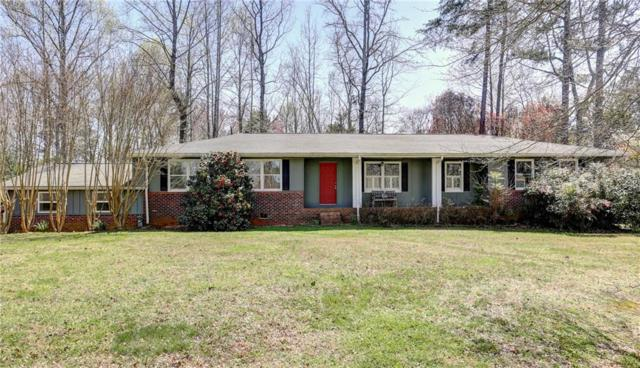 400 Pine Lake Drive, Cumming, GA 30040 (MLS #6524358) :: HergGroup Atlanta