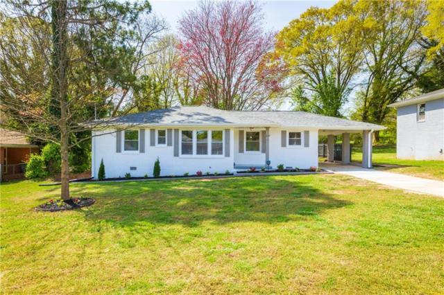 2813 Toney Drive, Decatur, GA 30032 (MLS #6524364) :: Iconic Living Real Estate Professionals