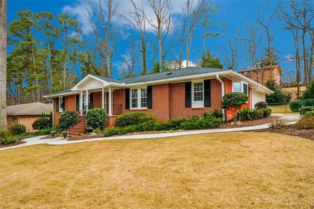 1522 Montevallo Circle, Decatur, GA 30033 (MLS #6524415) :: The Cowan Connection Team