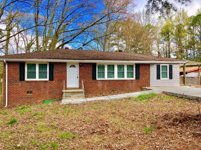 6138 Pisgah Road, Mableton, GA 30126 (MLS #6524504) :: Kennesaw Life Real Estate
