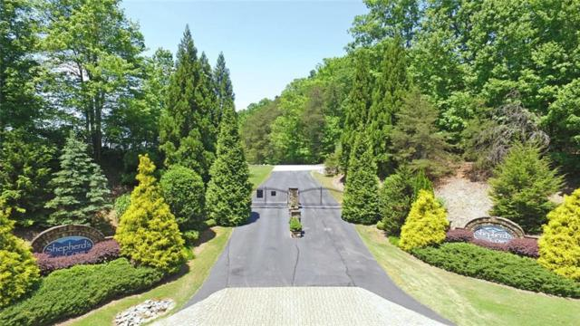 Lot 4 Quiet Waters Drive, Dahlonega, GA 30533 (MLS #6524574) :: North Atlanta Home Team