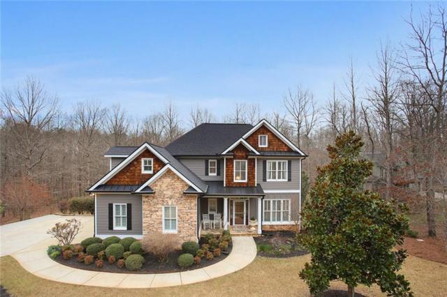 124 Carney Drive, Ball Ground, GA 30107 (MLS #6524599) :: Hollingsworth & Company Real Estate