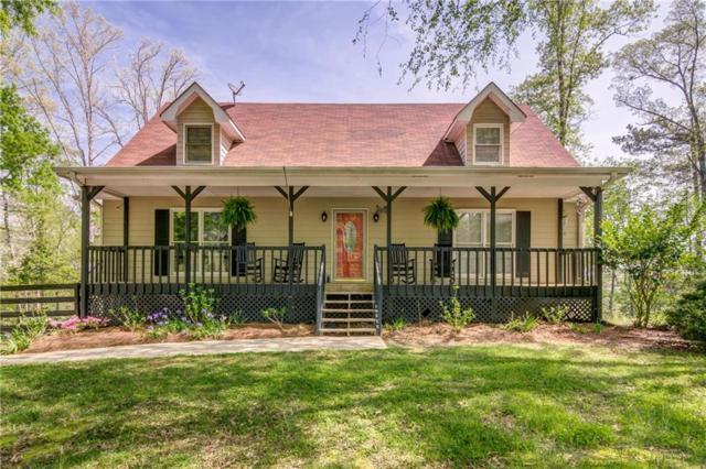 110 Pine Rock Place, Waleska, GA 30183 (MLS #6524657) :: Path & Post Real Estate