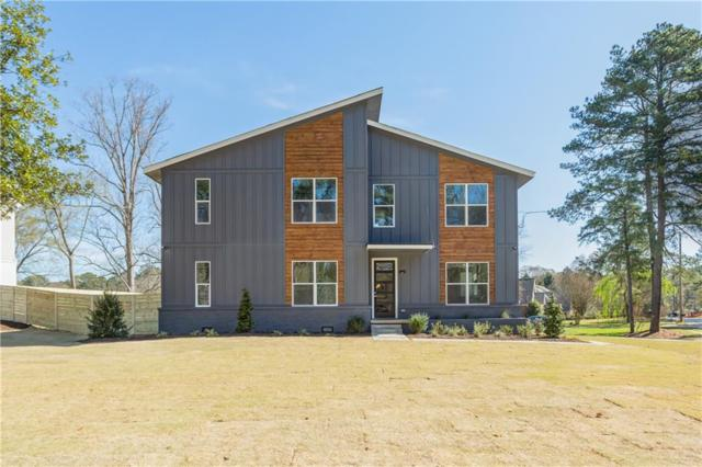 2661 Clairmont Road NE, Atlanta, GA 30329 (MLS #6524682) :: The Zac Team @ RE/MAX Metro Atlanta