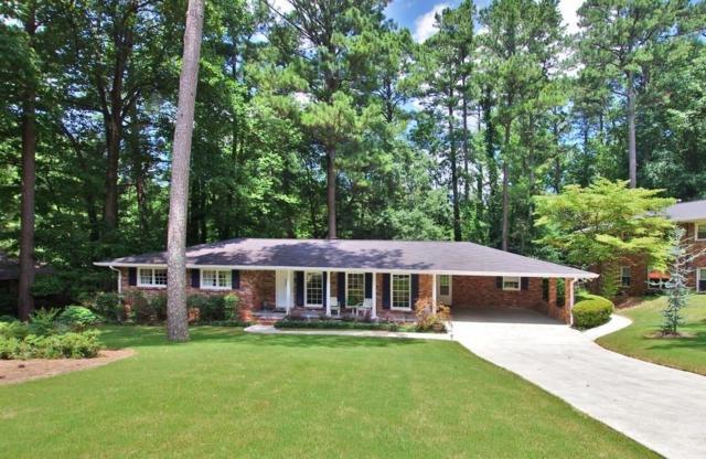 2048 Zelda Drive NE, Atlanta, GA 30345 (MLS #6524793) :: Iconic Living Real Estate Professionals