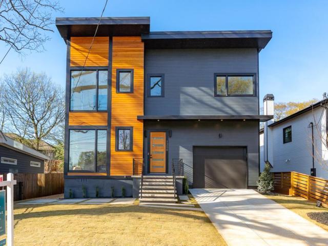 1268 Arkwright Place SE, Atlanta, GA 30317 (MLS #6524989) :: RE/MAX Paramount Properties