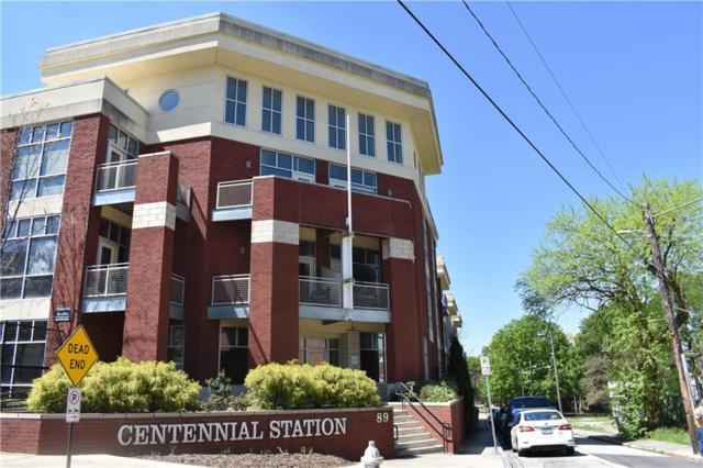 89 Mangum Street SW #309, Atlanta, GA 30313 (MLS #6524993) :: The Hinsons - Mike Hinson & Harriet Hinson