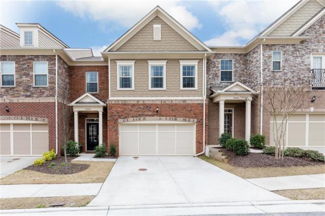 2448 Norwood Drive SE, Smyrna, GA 30080 (MLS #6525024) :: Path & Post Real Estate
