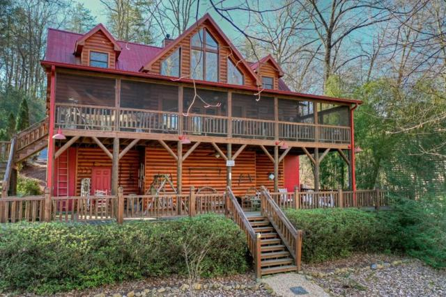 140 Riverwood Lane, Ellijay, GA 30536 (MLS #6525107) :: Iconic Living Real Estate Professionals