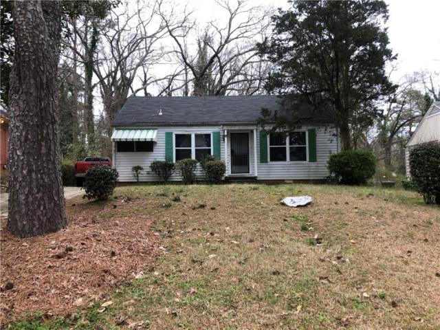 2597 Baker Ridge Drive NW, Atlanta, GA 30318 (MLS #6525113) :: RE/MAX Paramount Properties