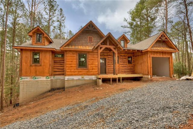LT104 Buckhorn Estates, Ellijay, GA 30540 (MLS #6525303) :: Hollingsworth & Company Real Estate