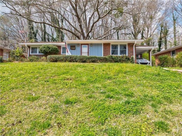 2482 Hunting Valley Drive, Decatur, GA 30033 (MLS #6525334) :: The Zac Team @ RE/MAX Metro Atlanta