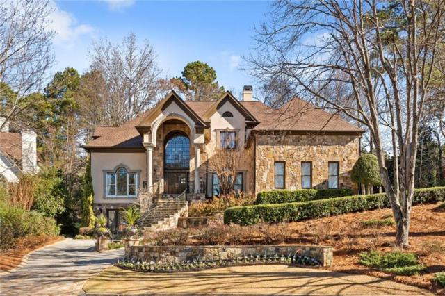 1060 Vintage Club Drive, Johns Creek, GA 30097 (MLS #6525485) :: Iconic Living Real Estate Professionals