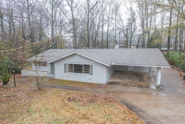2392 S Hairston Road, Decatur, GA 30035 (MLS #6525603) :: The Zac Team @ RE/MAX Metro Atlanta