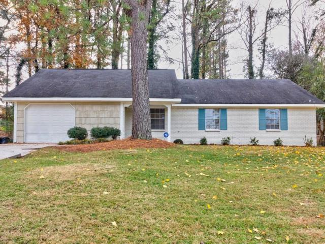 3879 Leisure Springs Drive, Decatur, GA 30034 (MLS #6525647) :: The Zac Team @ RE/MAX Metro Atlanta