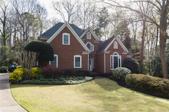 8545 Haven Wood Trail, Roswell, GA 30076 (MLS #6525712) :: The Hinsons - Mike Hinson & Harriet Hinson