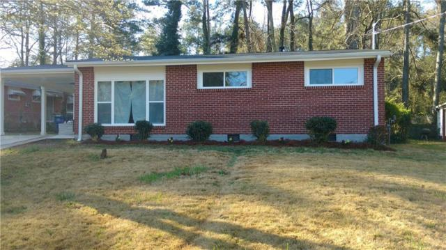 2500 Dale Creek Drive, Atlanta, GA 30318 (MLS #6525763) :: The Zac Team @ RE/MAX Metro Atlanta