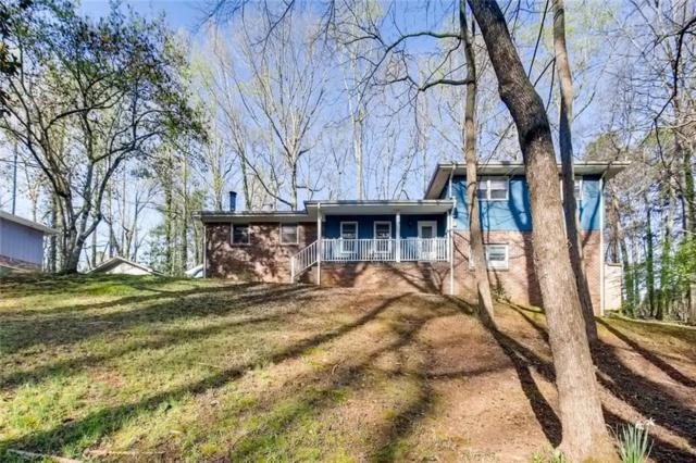 3584 Fred Walker Drive SW, Smyrna, GA 30082 (MLS #6525775) :: North Atlanta Home Team