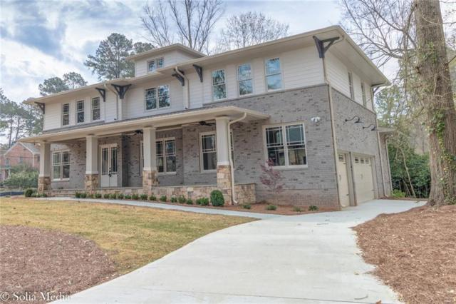 2272 Abby Lane NE, Atlanta, GA 30345 (MLS #6525795) :: The Zac Team @ RE/MAX Metro Atlanta