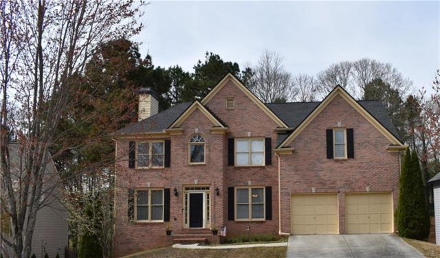 1764 Lake Heights Circle, Dacula, GA 30019 (MLS #6525828) :: The Hinsons - Mike Hinson & Harriet Hinson