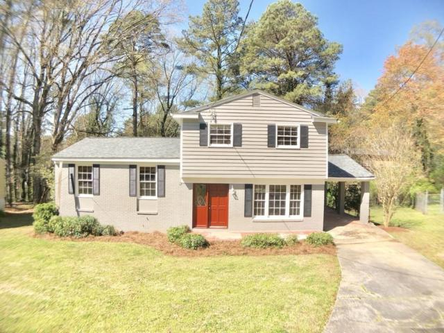 872 Eleanor Court NW, Atlanta, GA 30318 (MLS #6525994) :: The Zac Team @ RE/MAX Metro Atlanta