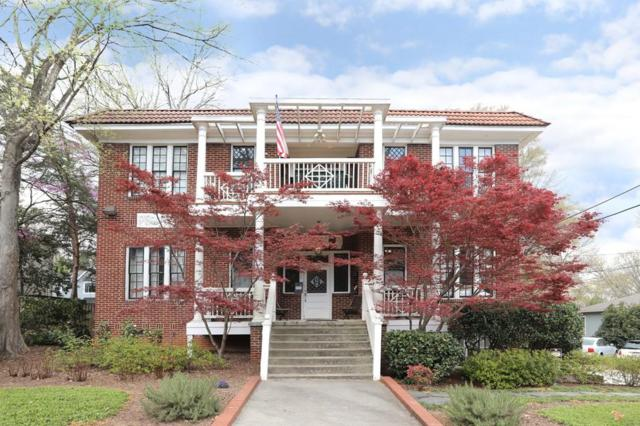 826 Dixie Avenue NE #1, Atlanta, GA 30307 (MLS #6526099) :: RE/MAX Paramount Properties