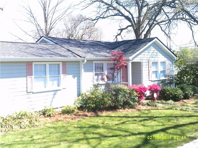 1039 Second Street, Stone Mountain, GA 30083 (MLS #6526328) :: The Zac Team @ RE/MAX Metro Atlanta