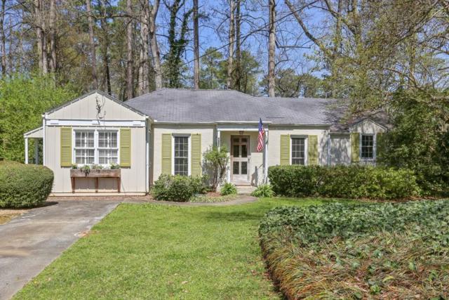 310 Meadowbrook Drive, Atlanta, GA 30342 (MLS #6526339) :: RE/MAX Paramount Properties