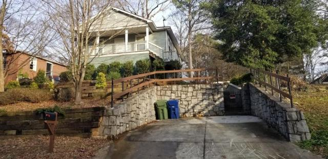 2872 Diana Drive SW, Atlanta, GA 30315 (MLS #6526498) :: The Zac Team @ RE/MAX Metro Atlanta