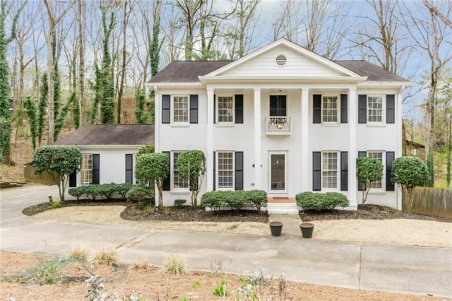 1200 Lake Ridge Court, Roswell, GA 30076 (MLS #6526618) :: The Hinsons - Mike Hinson & Harriet Hinson